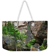 Canyon Serenity - Crazy Woman Creek - Crazy Woman Canyon - Johnson County - Wyoming Weekender Tote Bag