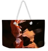 Canyon Shadows Weekender Tote Bag