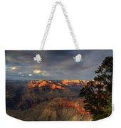 Canyon Sunset Weekender Tote Bag