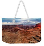 Canyonland Weekender Tote Bag by Robert Bales