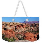 Canyonlands National Park Weekender Tote Bag