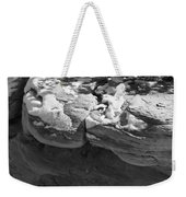Snow In The Sun Weekender Tote Bag