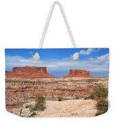 Canyonlands Utah Landscape Weekender Tote Bag