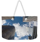 Canyons Of New York I Weekender Tote Bag