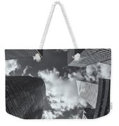 Canyons Of New York II Weekender Tote Bag