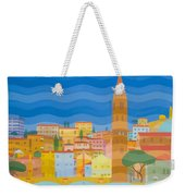 Caorle Weekender Tote Bag by Emil Parrag