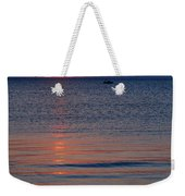 Cape Charles Rocky Sunset  Weekender Tote Bag