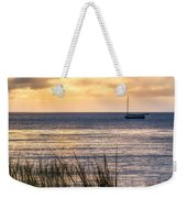 Cape Cod Bay Square Weekender Tote Bag