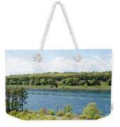Cape Cod Canal Weekender Tote Bag
