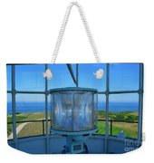 Cape Cod Lighthouse View Weekender Tote Bag