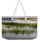 Cape Cod Marsh Weekender Tote Bag