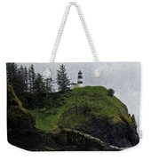 Cape Disappointment  Weekender Tote Bag
