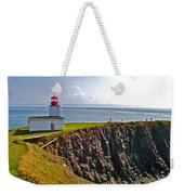 Cape D'or Lighthouse-ns Weekender Tote Bag