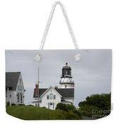 Cape Elizabeth Light II Weekender Tote Bag