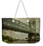 Cape Fear Morning Glory Weekender Tote Bag