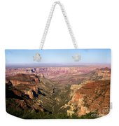 Cape Final Canyon View Weekender Tote Bag