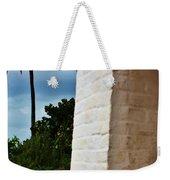 cape Florida light door Weekender Tote Bag