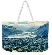 Cape Hallett Ross Sea Antarctica Weekender Tote Bag