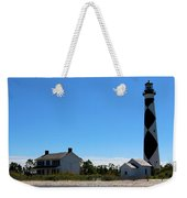 Cape Lookout Approach Weekender Tote Bag