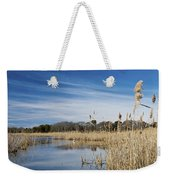 Cape May Marshes Weekender Tote Bag