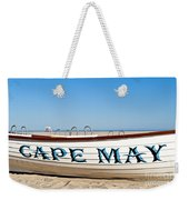 Cape May New Jersey Weekender Tote Bag