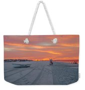 Cape May Seascape Weekender Tote Bag