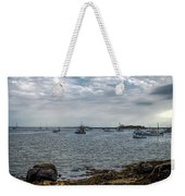 Cape Porpoise Maine - In The Evening Weekender Tote Bag