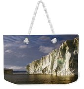 Cape Roget Antarctica In The Midnight Sun Weekender Tote Bag
