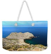 Cape Sandalo In Carloforte Weekender Tote Bag