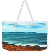 Cape Spear Shoreline Weekender Tote Bag