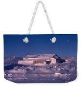 Capeevanshut-antarctica-g.punt-4 Weekender Tote Bag