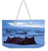 Capeevanshut-antarctica-g.punt-9 Weekender Tote Bag