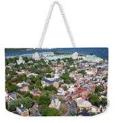 Capital City Of Maryland Weekender Tote Bag