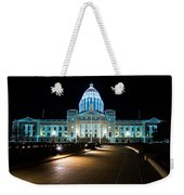 Capital Weekender Tote Bag