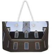 Capitol Arch Rear View Weekender Tote Bag