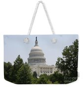 Capitol Dome  Washington Dc Weekender Tote Bag