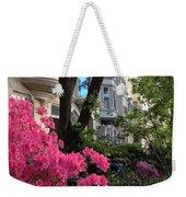 Capitol Hill Azaleas Weekender Tote Bag
