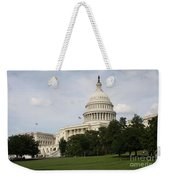 Capitol Hill Washington Dc Weekender Tote Bag
