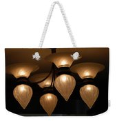 Capitol Light Weekender Tote Bag