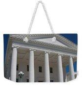Capitol Pillars - Richmond Weekender Tote Bag