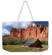 Capitol Reef Homestead Weekender Tote Bag
