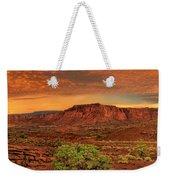 Capitol Reef National Park Utah  Weekender Tote Bag