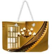 2 - Capitol Staircase - Montgomery Alabama Weekender Tote Bag