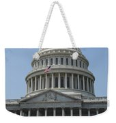 Capitol Washington Dc Weekender Tote Bag