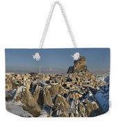 Cappadocia In Winter Weekender Tote Bag