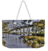 Cappy's By Water Weekender Tote Bag