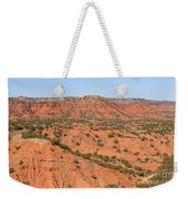 Caprock Canyon 1 Weekender Tote Bag