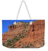 Caprock Canyon 3 Weekender Tote Bag