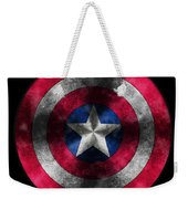 Captain America Shield Weekender Tote Bag