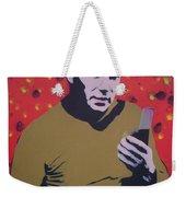 Captain Kirk Weekender Tote Bag